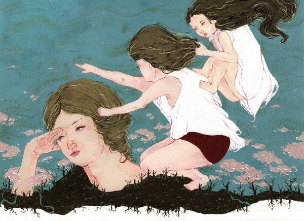 Illustration by Jeannie Phan