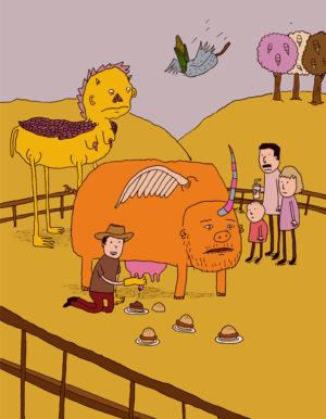 Illustration by Joren Cull