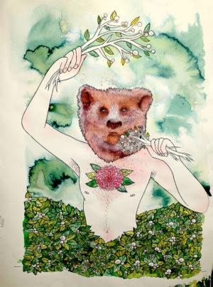 Illustration by Sabrina Scott