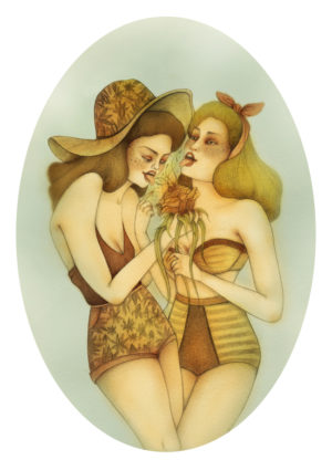 Illustration by Sasha Foster
