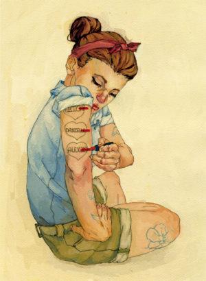 Illustration by Yigi Chang
